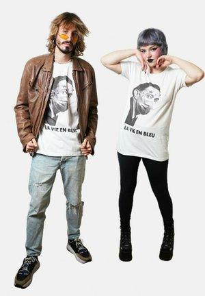 DALI - T-shirt print - white