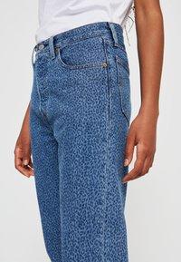 Levi's® - 501® CROP - Jeansy Straight Leg - blue denim - 7