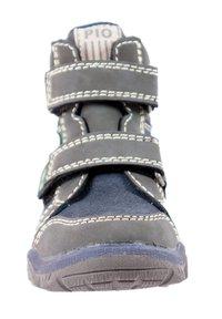 Pio - Winter boots - navy - 1