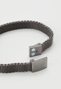 BOSS - ESSENTIALS - Bracelet - grey - 1