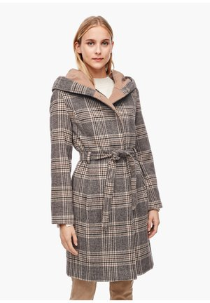 Trenchcoat - brown check