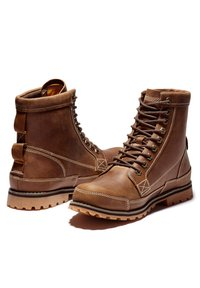 Timberland - ORIGINALS II 6 INCH - Lace-up boots - rust full grain - 3