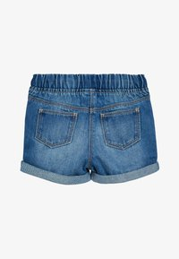 Next - DENIM BLUE PULL-ON SHORTS (3MTHS-10YRS) - Džínové kraťasy - blue - 1