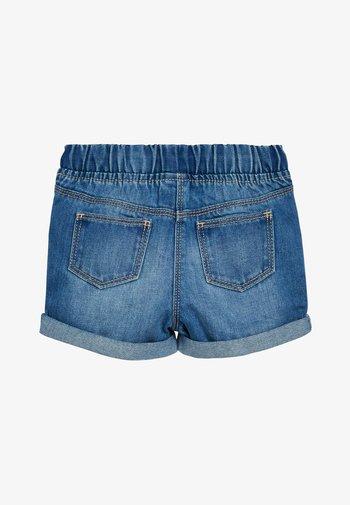 DENIM BLUE PULL-ON SHORTS (3MTHS-10YRS) - Denim shorts - blue