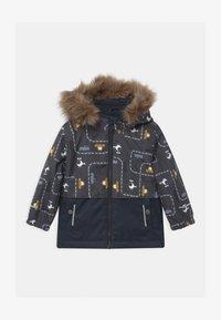 Name it - NMMSNOW CAR - Winter jacket - dark sapphire - 0