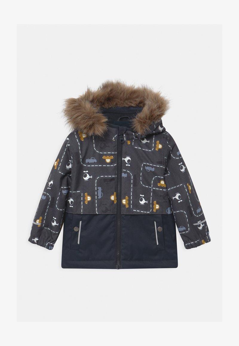 Name it - NMMSNOW CAR - Winter jacket - dark sapphire