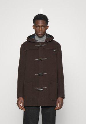 MID LENGTH - Halflange jas - brown