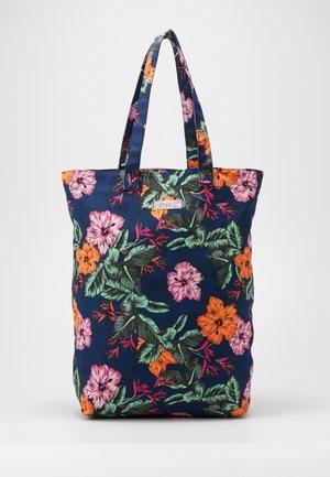 SUNRISE - Shopping bag - blue/pink