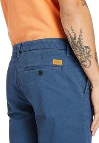 Timberland - SQUAM  - Shorts - dark denim - 4