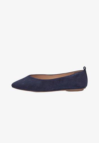 SIGNATURE FOREVER COMFORT®  - Ballet pumps - dark blue