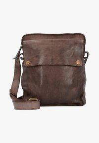 Harold's - SADDLE  - Across body bag - brown - 0