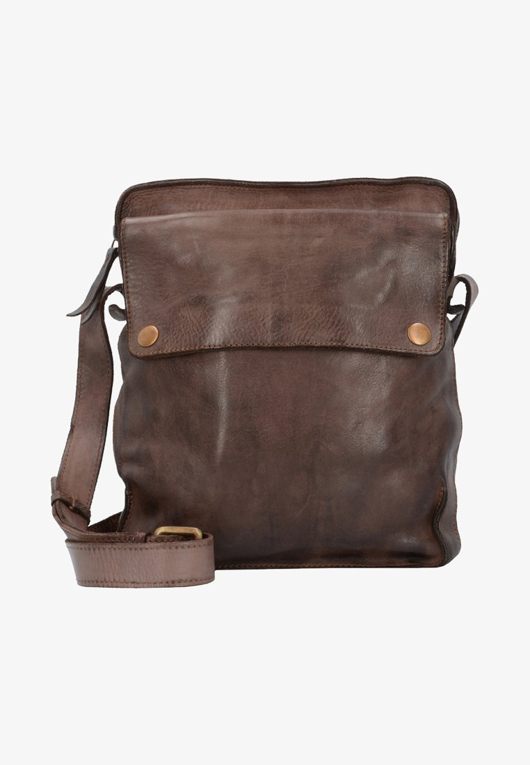 Harold's - SADDLE  - Across body bag - brown
