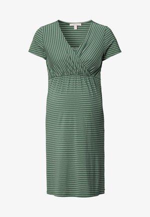 Day dress - vinyard green