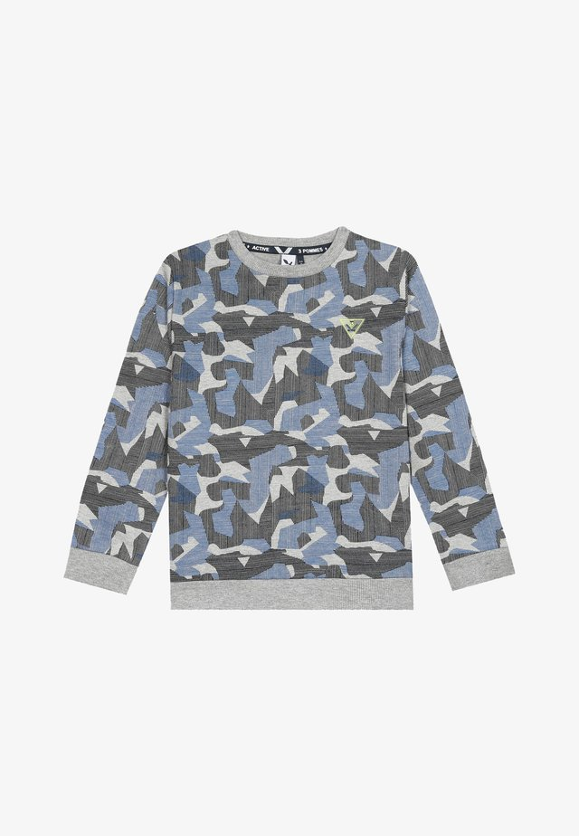 Sweatshirt - mid china grey