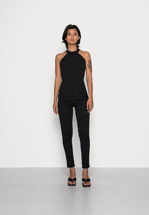 CHENISE HLTER NECK  - Jumpsuit - black