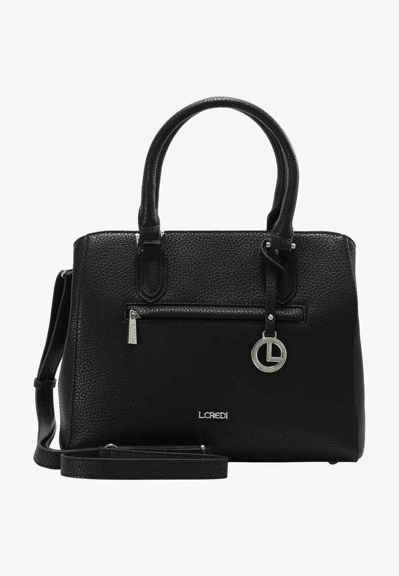 L.CREDI - ELLA - Handbag - schwarz