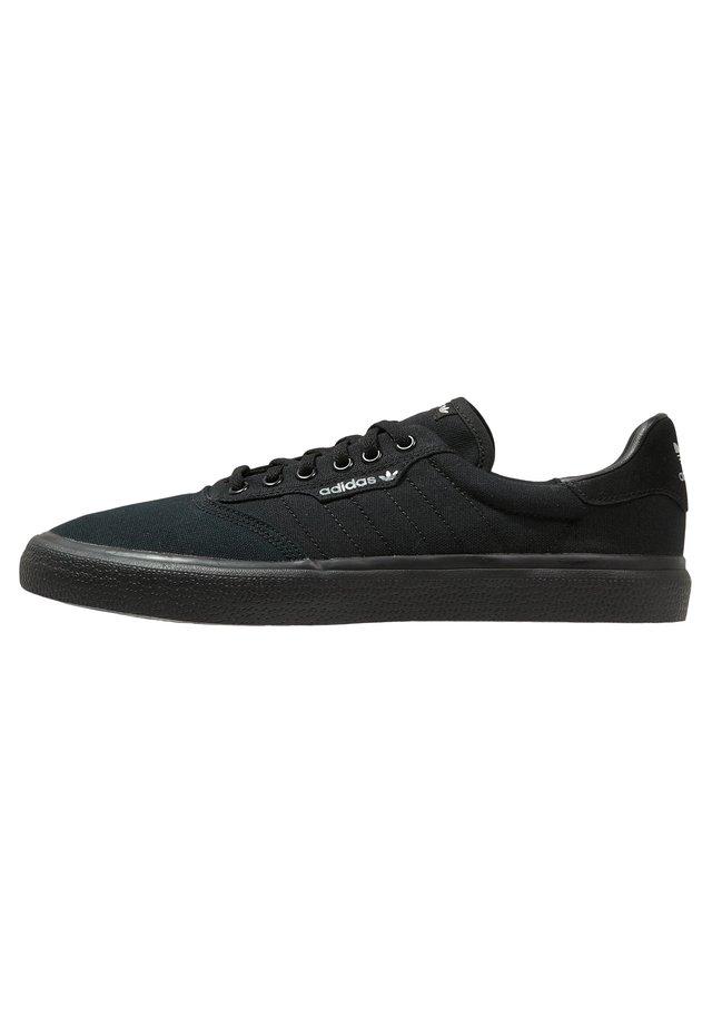 3MC - Sneakersy niskie - cblack/cblack/gretwo