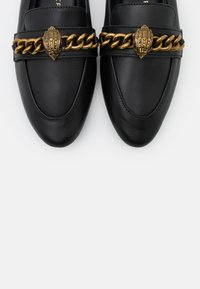 Kurt Geiger London - CHELSEA LOAFER - Slip-ons - black