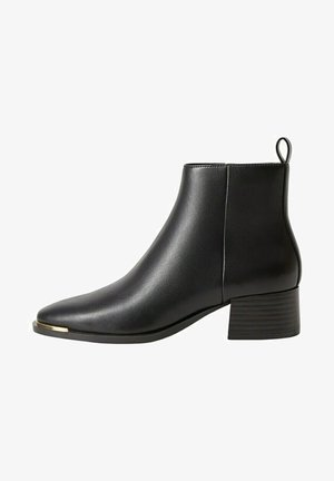 MINUTE - Classic ankle boots - schwarz