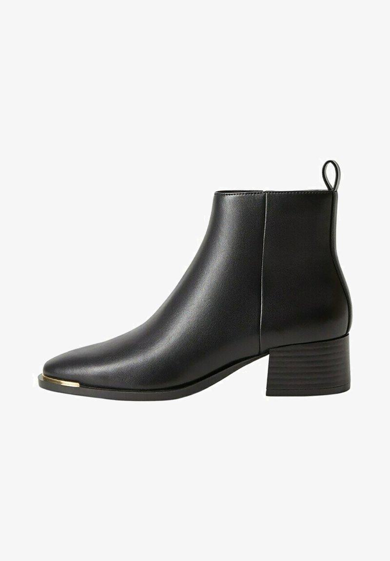 Mango - MINUTE - Classic ankle boots - schwarz