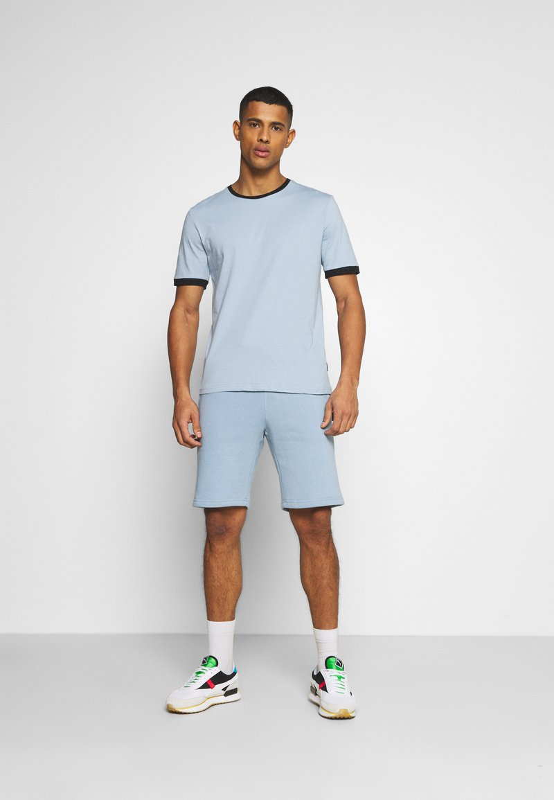 YOURTURN - SET UNISEX - Shorts - blue