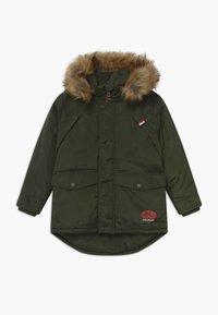 Lemon Beret - SMALL BOYS - Winter coat - khaki - 0