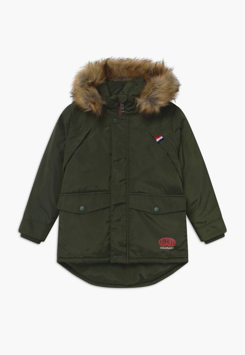 Lemon Beret - SMALL BOYS - Winter coat - khaki