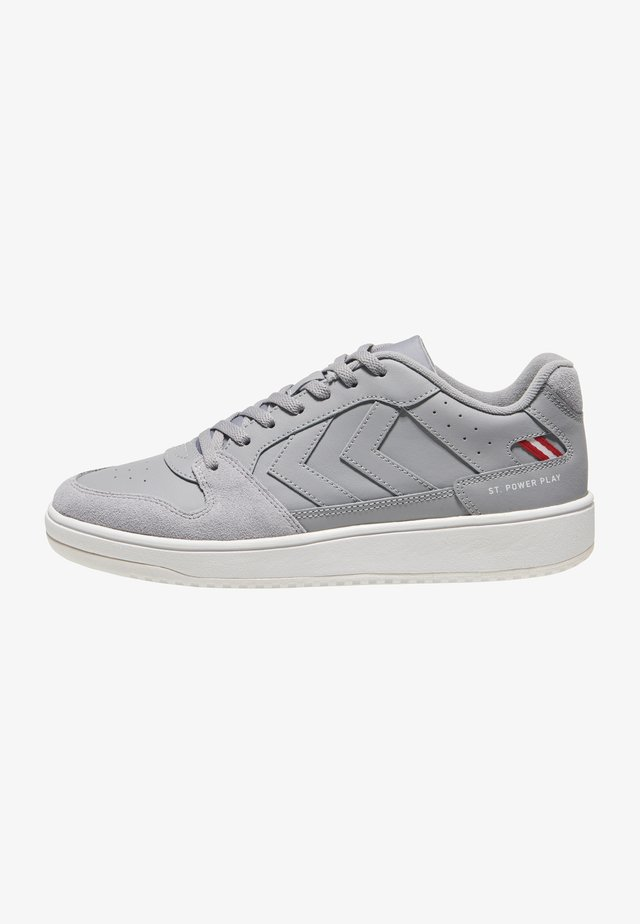 ST. POWER PLAY - Sneakers laag - alloy
