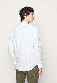 Polo Ralph Lauren - PIECE DYE - Shirt - white - 2