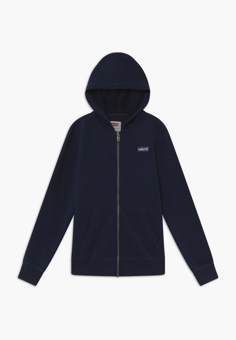Levi's® - ZIP UP HOODIE - Sweatjakke /Træningstrøjer - dark blue