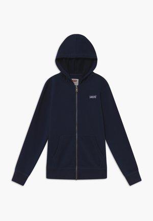 ZIP UP HOODIE - Zip-up hoodie - dark blue