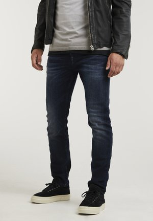 ROSS ALVER - Slim fit jeans - blue