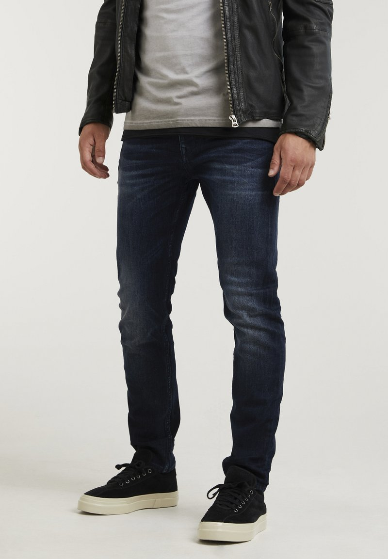 CHASIN' - ROSS ALVER - Slim fit jeans - blue
