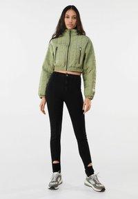 Bershka - Winter jacket - khaki - 1