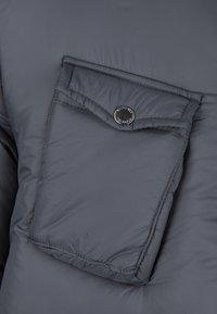 Roosevelt - Winter coat - dark grey - 3