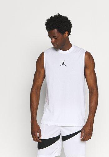 DRY AIR - Treningsskjorter - white/black