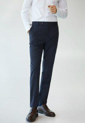 BRASILIA - Suit trousers - marineblau