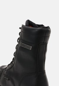 Harley Davidson - EDGERTON - Lace-up ankle boots - black - 4