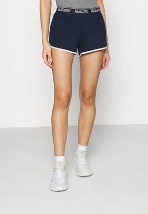 CHAIN LOGO - Shorts - navy