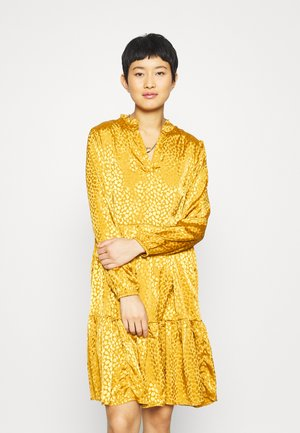 DENORA EDA DRESS - Hverdagskjoler - bronze brown