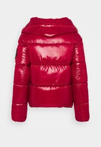 Save the duck - LUCKY - Winter jacket - ruby red - 1