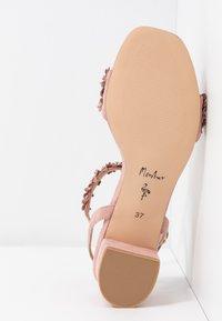 Menbur - Sandals - nude - 6