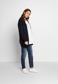 MAMALICIOUS - MLCELIA BOYFRIEND JEANS  - Relaxed fit jeans - medium blue denim - 1