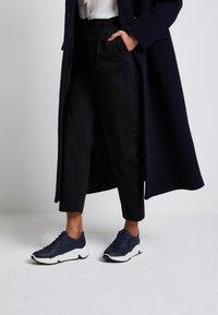 ECCO - CHUNKY  - Sneakersy niskie - blue - 0