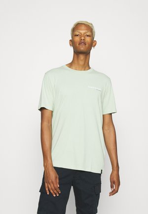 TEE UNISEX - Basic T-shirt - seafoam