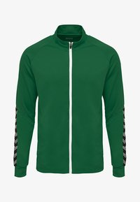 Hummel - HMLAUTHENTIC - Training jacket - evergreen - 0