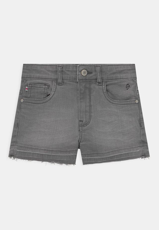 HAWA  - Džínové kraťasy - grey used