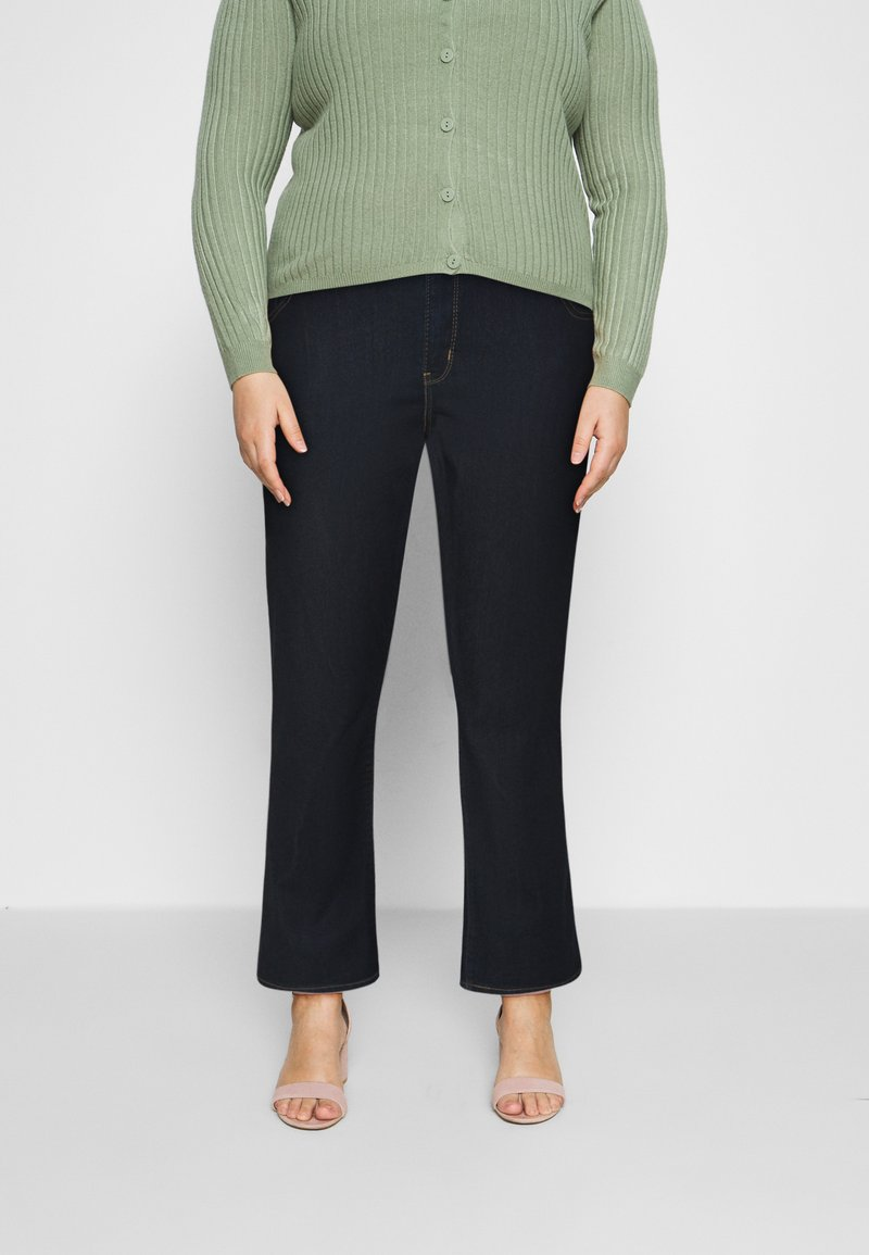 Levi's® Plus - 724 PL HR STRAIGHT - Straight leg jeans - to the nine