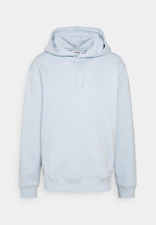 STANDARD HOODIE - Hoodie - light blue