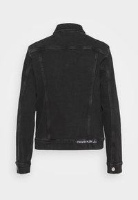 Calvin Klein Jeans - REGULAR - Cowboyjakker - denim black - 6